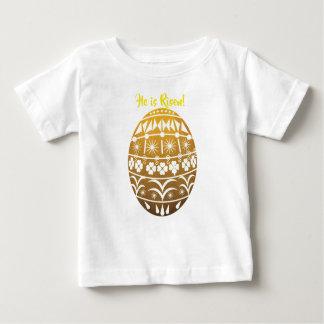 Gold Easter Egg Baby T-Shirt