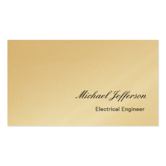 Electrical engineer business cards and business card for Electrical engineer business card