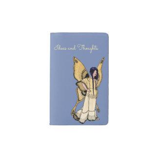 Gold Fairy customizable MOLESKINE® notebook cover