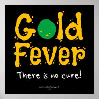 Gold Fever Poster