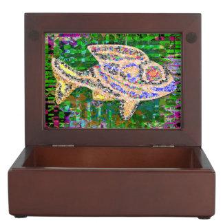 GOLD FISH American gift Craft Diva Fashion GURU Memory Box