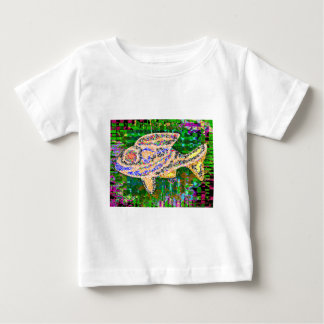 GOLD FISH aquatic animals pets Baby T-Shirt