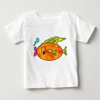 Gold Fish Baby T-Shirt
