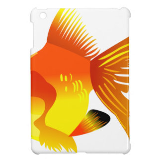 Gold Fish Cover For The iPad Mini