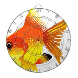 Gold Fish Dartboard