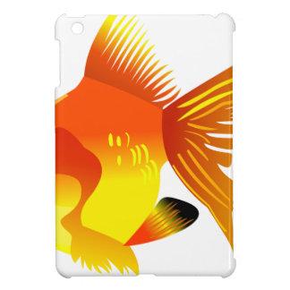 Gold Fish iPad Mini Cover