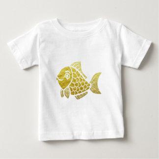 Gold Fish Life Baby T-Shirt