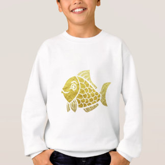 Gold Fish Life Sweatshirt