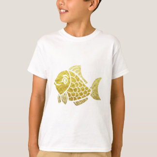 Gold Fish Life T-Shirt