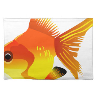 Gold Fish Placemat