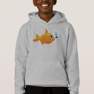 Gold Fish Shirt