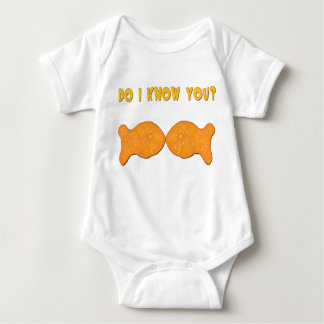 GOLD FISH SURPRISE BABY BODYSUIT