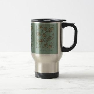 Gold Flourish Mother's Day Mugs