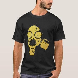 Gold Gas Mask T-Shirt