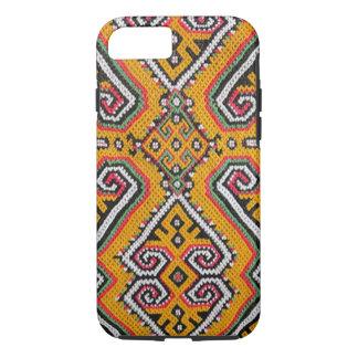 Gold Geometric Design iPhone 7 Case