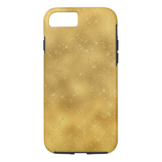 Gold Glam Sparkles iPhone 8/7 Case