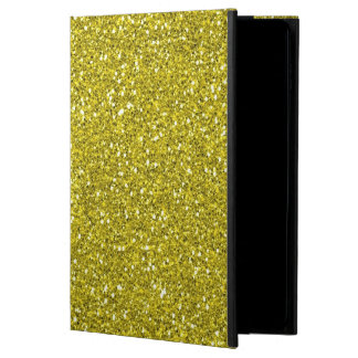 Gold glitter pattern iPad Air 2 Powis icase
