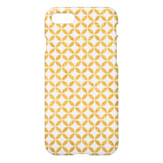 Gold Glitter Pattern - iPhone 7 case