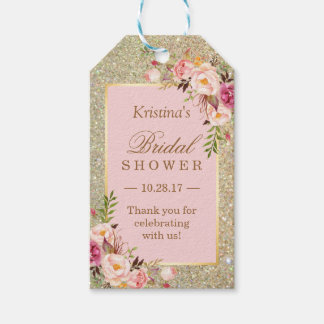 bridal shower tags