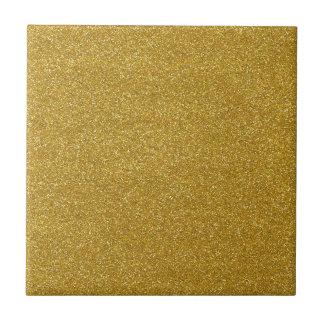 Gold Glitter Texture Tiles