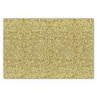 Gold Glitter Tissue Paper