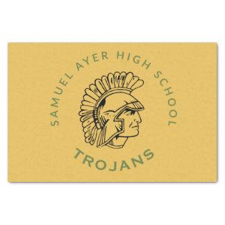 Gold & Green Samuel Ayer High School Reunion Paper