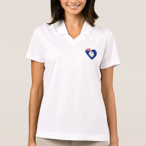 "Gold & Green Soccer Team. Soccer of ""AUSTRALIA "" Polo T-shirts"