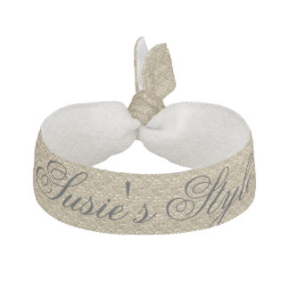 Gold Hair Tie Customize
