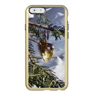 Gold Heart Incipio Feather® Shine iPhone 6 Case