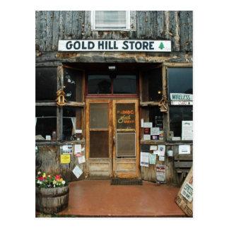 Gold Hill, Colorado, General Store Postcard