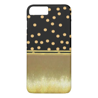 Gold Illusions Cool Black Gold Slim Shell Case