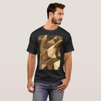 gold inside - black Lyons design j235 T-Shirt