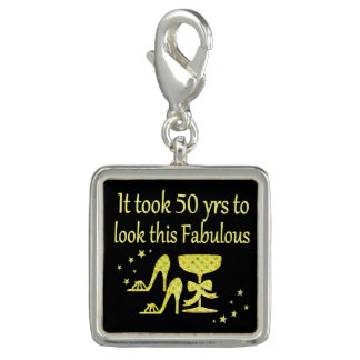 GOLD IT TOOK 50 YRS TO LOOK THIS FABULOUS CHARM
