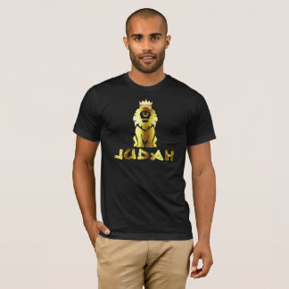 Gold Judah Lion T-Shirt