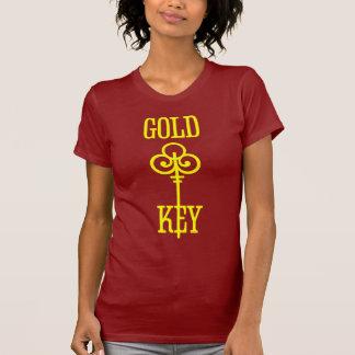 Gold Key Comics Logo Apparel Tee Shirt