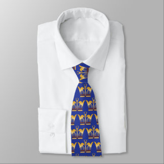 Gold King Tie