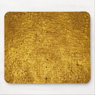 Gold Leaf Mouse Pad