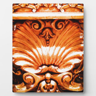 Gold_leaf_seashell_pattern.JPG Plaque