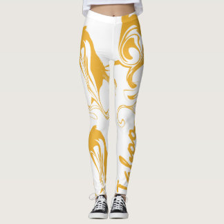 Gold Legging