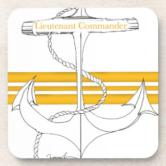gold lieutenant commander, tony fernandes coaster