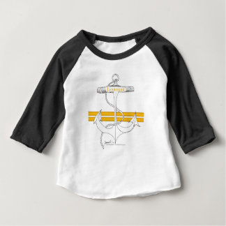 gold lieutenant, tony fernandes baby T-Shirt