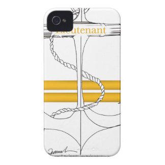 gold lieutenant, tony fernandes iPhone 4 Case-Mate case