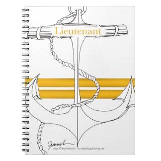 gold lieutenant, tony fernandes notebook