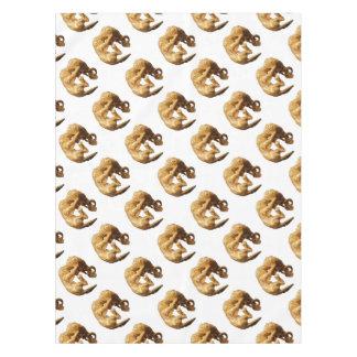 Gold Lion Tablecloth