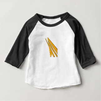 gold logo baby T-Shirt