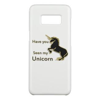 Gold magical fairytale unicorn Case-Mate samsung galaxy s8 case