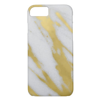 Gold Marble Luxury iPhone 8/7 Case