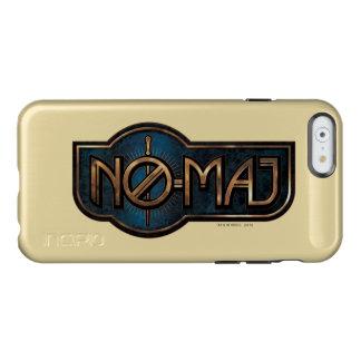 Gold & Marble No-Maj Badge Incipio Feather® Shine iPhone 6 Case
