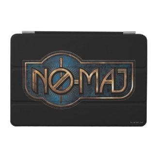 Gold & Marble No-Maj Badge iPad Mini Cover