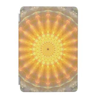 Gold Medallion Mandala iPad Mini Cover